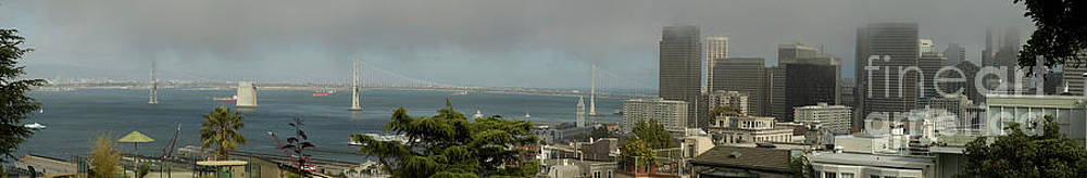 Tim Mulina - Bay Bridge Panorama
