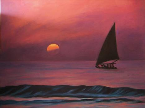 Bay of Bengal by D Marie LaMar