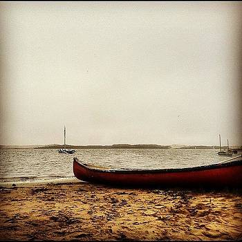 Baywood Bay View #boat #canoe by Veronica Rains