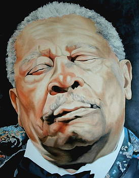BB King by Timothe Winstead