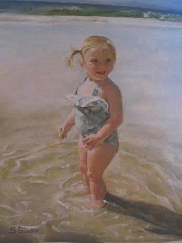 Beach Baby by Sheila Gunter