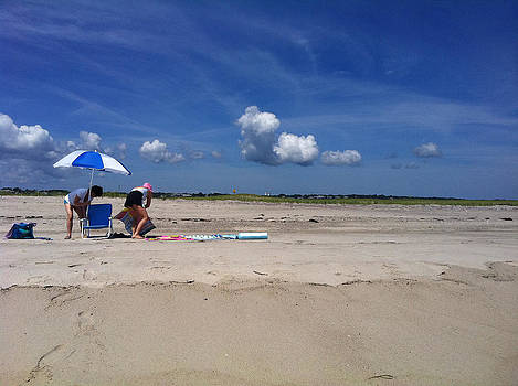 Beach  by Ben Gormley