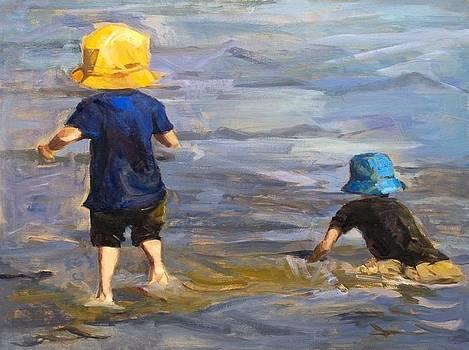 Beach Boys by Joyce Snyder