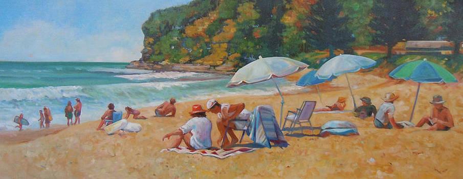 Beach Buddies by Sherry McCourt