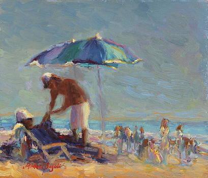 Beach Day by Michael Besoli