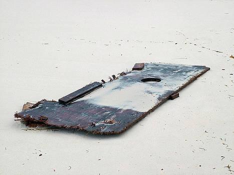 Beach Door by Fredrik Ryden