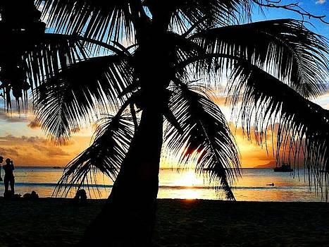 Beach by Jenny Senra Pampin