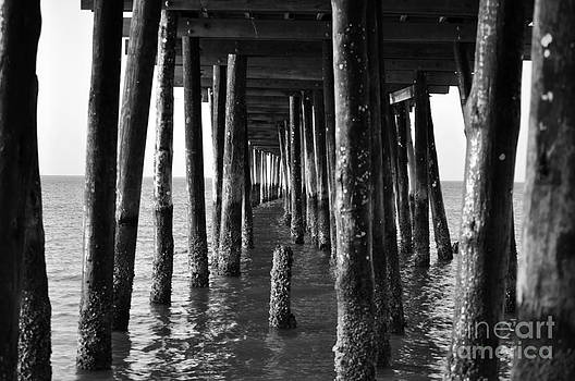 Beach Pier by Eric Grissom