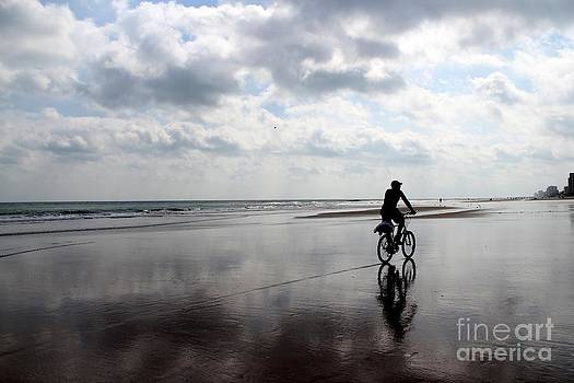 Beach Ride by Theresa Willingham