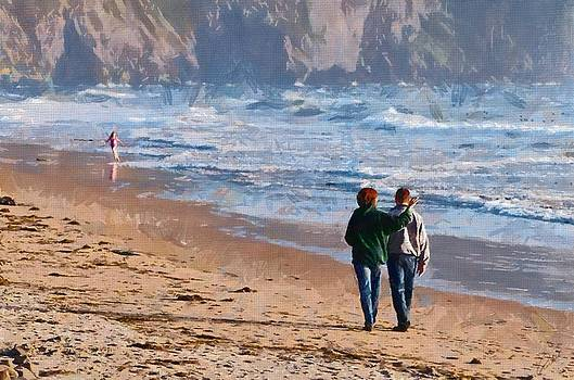 Beach sprite by Richard Conley
