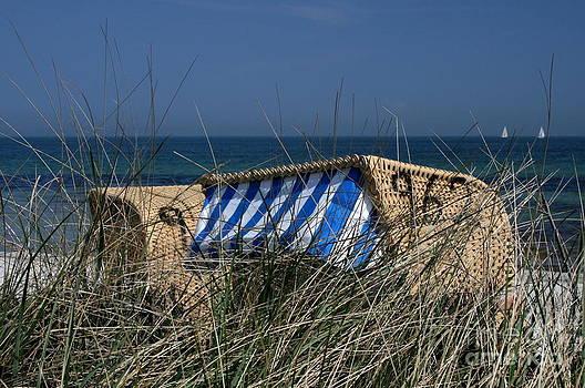 Beachchair by Anne Seltmann