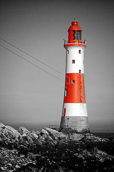 Beachy Head Lighthouse by Mark Leader
