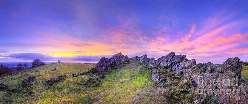 Yhun Suarez - Beacon Hill Sunrise 3.0 Pano