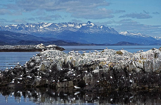 Beagle Channel - Tierra del Fuego by Juergen Weiss