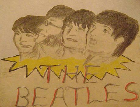 Beatles by Paul Rapa