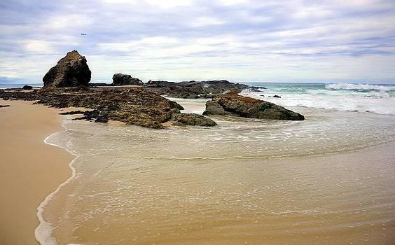 Beautiful Beach by Boyd Nesbitt