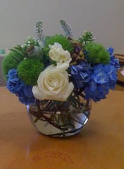 Beautiful flowers by M Bhatt