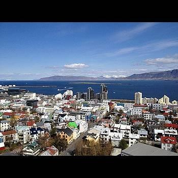Beautiful Reykjavik #nofilter by Pauline H