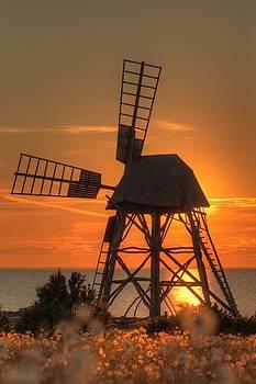 Beautiful Sunset by Christoffer Rathjen