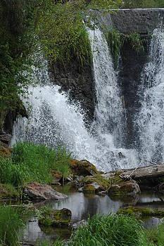 Beautiful Waterfalls by Wanda Jesfield