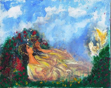 Beauty at rest by Reza Naqvi