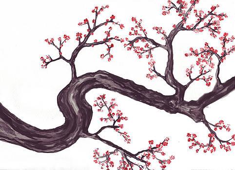 Beauty in Spring by Rebecca Blain