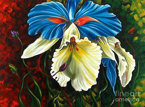 Beauty of Blossom 2 by Uma Devi