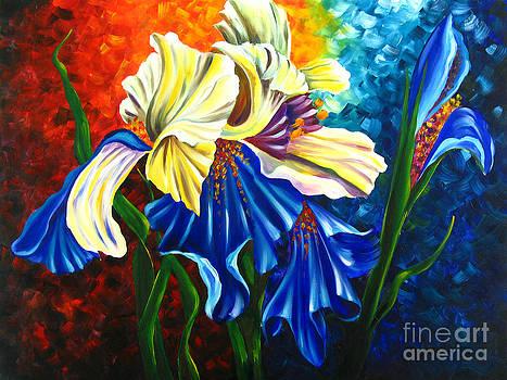 Beauty of Blossom by Uma Devi