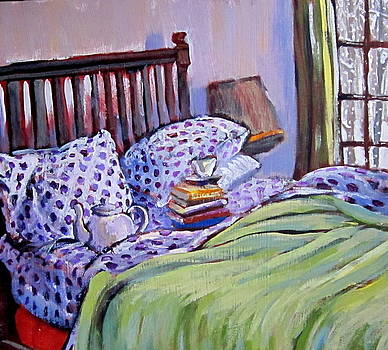 Bed And Books by Tilly Strauss