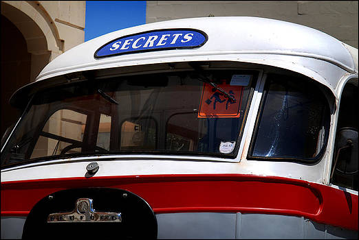 Bedford Secrets by Gunnar Boehme