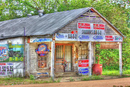 Beer and Bar-B-Q by Barry Jones