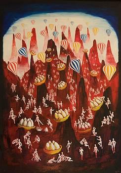 Beginning by Santiago Ribeiro