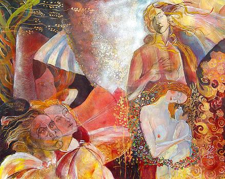 Being a woman by Otilia Gruneantu Scriuba