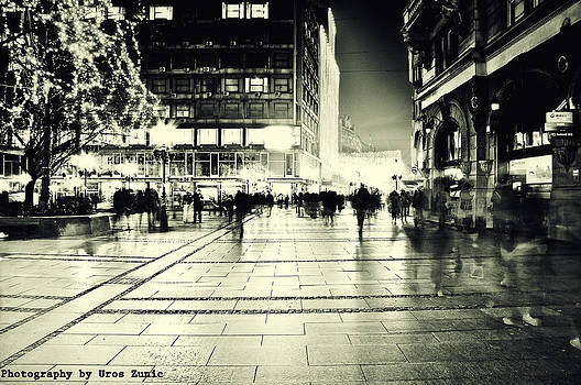 Belgrade... by Uros Zunic