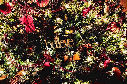 Believe by Angie Rayfield