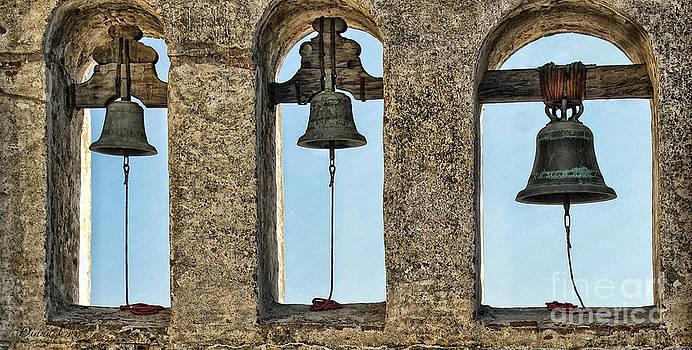 Diana Cox - Bells of San Juan Capistrano