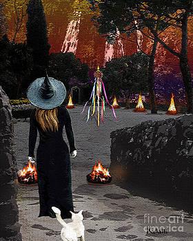 Kami Catherman - Beltane Witch