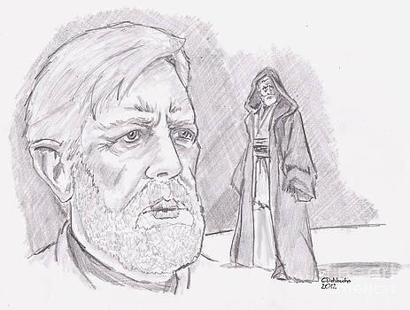 Chris  DelVecchio - Ben Obi Wan Kenobi