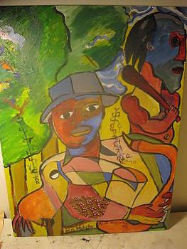 ben Webster by Armando Alleyne