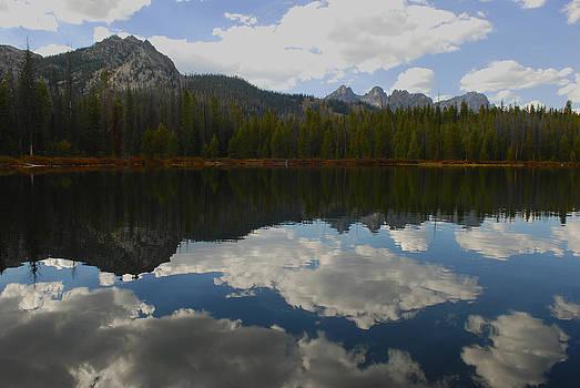 Bench Lakes by Julie Pendleton