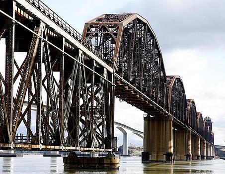 Benicia Bridges by Grant Kreinberg