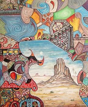 Berbers by Abbas Djamat
