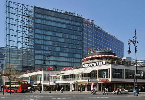 Berlin Cafe Kranzler by Matthias Hauser