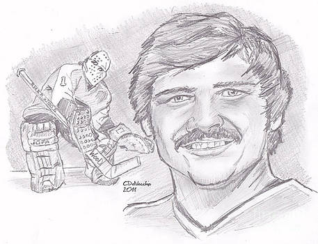 Chris  DelVecchio - Bernie Parent