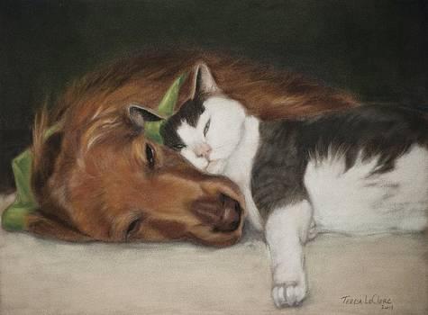 Best Friends by Teresa LeClerc