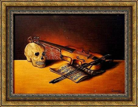 Between the life and death by Samwais Art