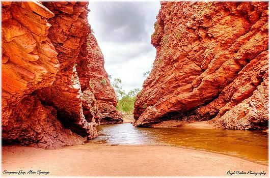 Between the Rocks by Boyd Nesbitt