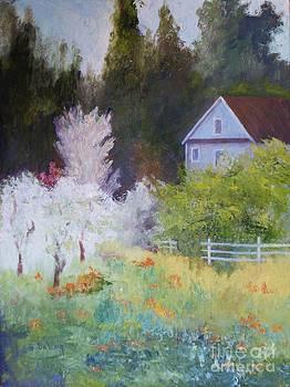 Bierwagons Orchard by Sandra Delong