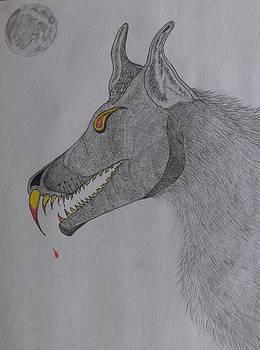 Big Bad Wolf by Gerald Strine