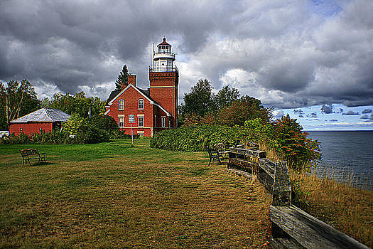 Matthew Winn - Big Bay Lighthouse